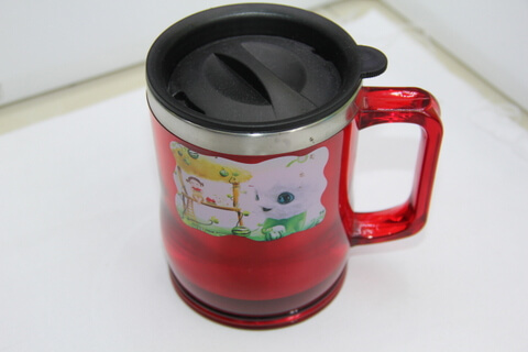 Stainless Steel Promotional Cups 450ml Below 1 Dollar #00104