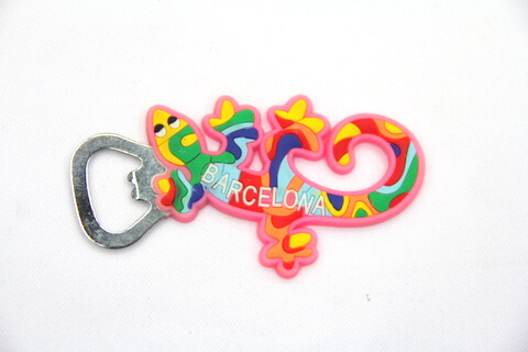Silicone/rubber bottle opener Barcelona #02015-033