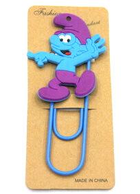 Silicone/Rubber Bookmarks cartoon duck #02018-019