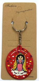 silicone key chain souvenir tourists souvenir #02026-023