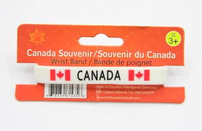 Silicone/Rubber (Soft Plastic) Canada Souvenirs  # 02030-017