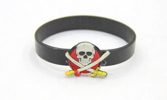 Silicone/Rubber (Soft Plastic) Pirate # 02030-018