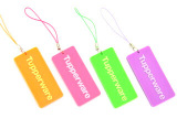 Silicone/Rubber Luggage Tag