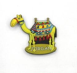 Silicone/Rubber Fridge Magnet tourist souvenirs, Jordan, , # 02036-002