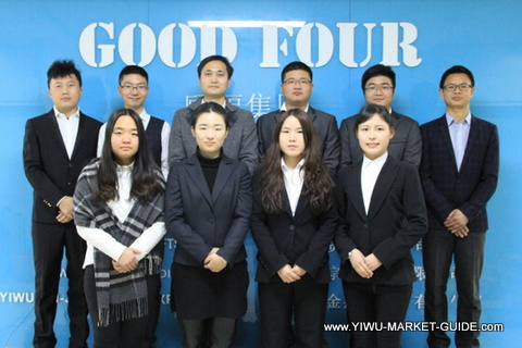 Experienced dedicated sourcing team in Yiwu China