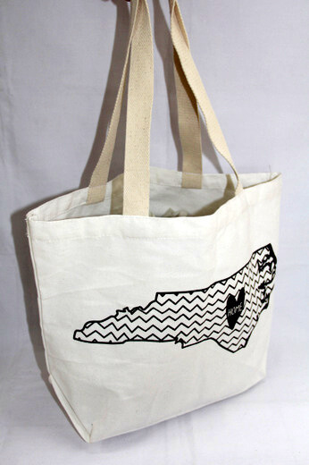 Reusable promotional cotton/canvas shopping totes with custom print/logo,, #04-024
