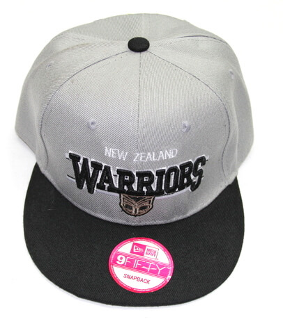 New Zealand Rugby Team Hat, Warriors, #05011-003