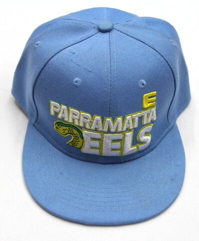 New Zealand Rugby Team Hat, Parramatta Eels, #05011-004