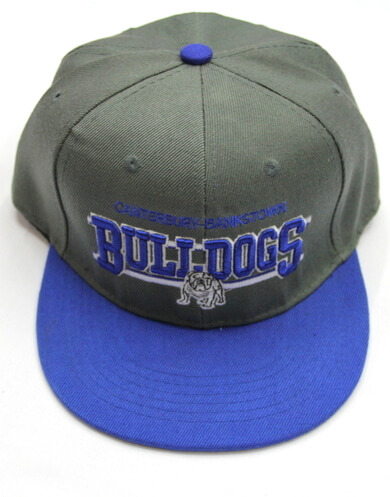 New Zealand Rugby Team Hat, Bulldogs, #05011-006