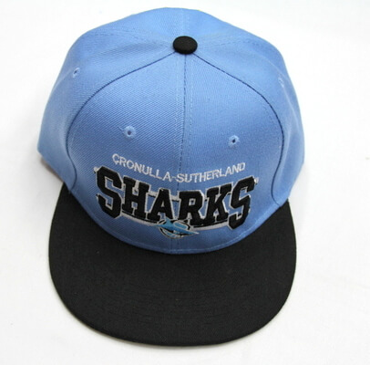 New Zealand Rugby Team Hat, Sharks, #05011-008
