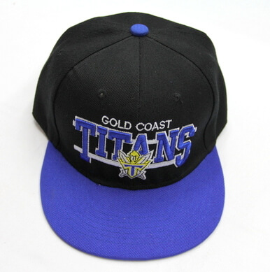 New Zealand Rugby Team Hat, Gold Coast Titans, #05011-009