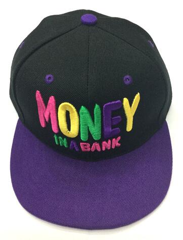 Fashion hats/caps Yiwu China, money in bank, #0503-00914