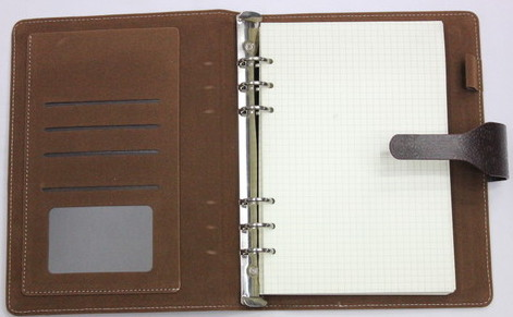 Loose Leaf note book, 0601-022-1