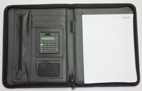 Multi-Purpose notebook with calculator, 0603-011-1