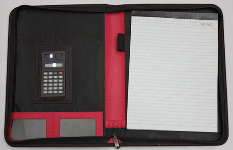Multi-Purpose notebook with calculator, 0603-014-1