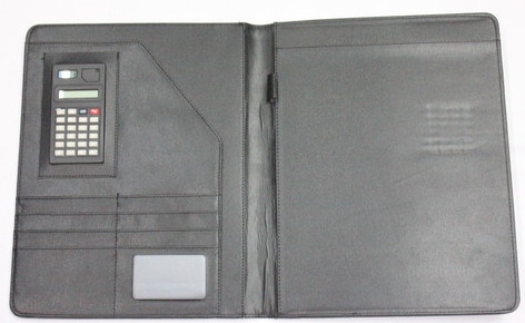 Multi-Purpose notebook with calculator, 0603-018-1