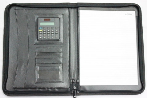 Multi-Purpose notebook with calculator, 0603-022-1