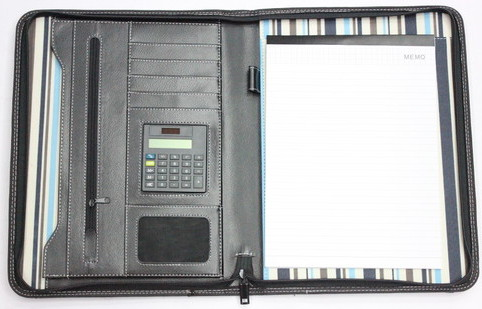 Multi-Purpose notebook with calculator, 0603-024-1