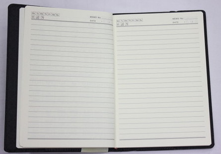 Stock notebook in Yiwu China, 0604-006-1