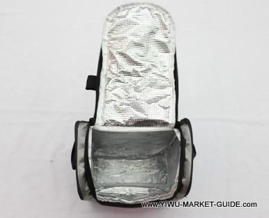 Cooler bag # 0801-011-1, wide open