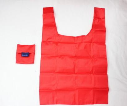 Folding Bags #1001-011-2, pillow shape, unfold