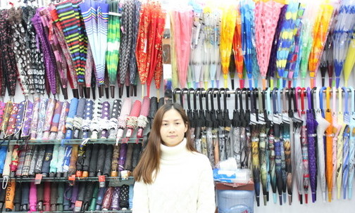 Good supplier for promotional umbrella in Yiwu China