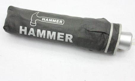 Promotional Umbrella, #1101-008, hammer