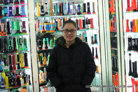 Good Supplier for Flashlights in Yiwu
