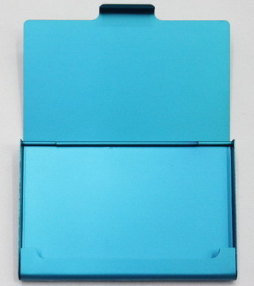 Card Holder #1301-005-1 , metal, inside