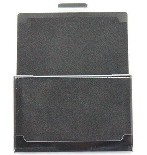 Card Holder #1301-015-1 , metal, firstunited, inside