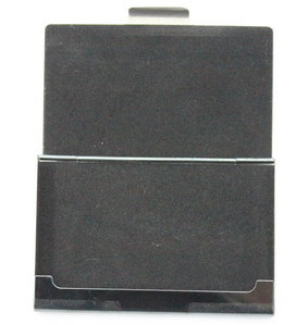 Card Holder #1301-016-1 , metal, inside