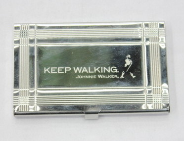 Card Holder #1301-018, johnnie walker