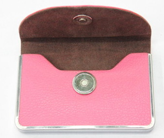 Card Holder #1302-032-1,  for women / lady, inside