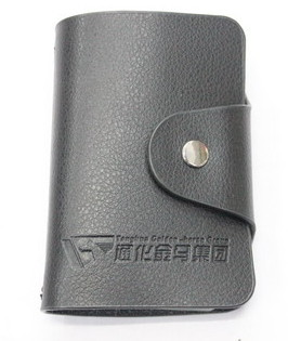 Card Holder #1303-003 , leather