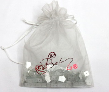 Organza bags #1403-011 , with personalized printing
