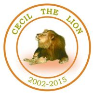 CECIL THE LION Pin