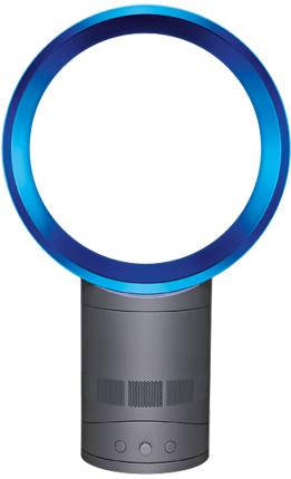 bladeless desk top fan