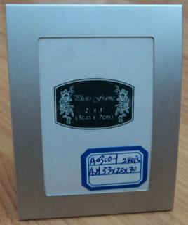 mini Al (aluminum) alloy photo frame