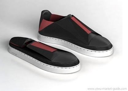 folding shoes