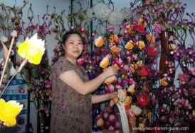 yiwu flowers wholesaler
