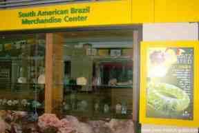 Brazil merchandise center yiwu