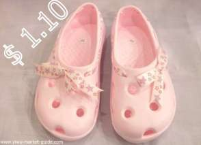crocs style shoes