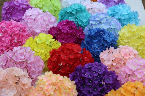 4-hydrangea-flowers-silk-wholesale-yiwu-China-1