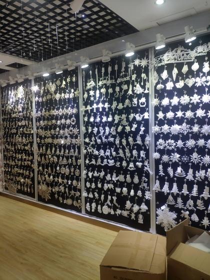 9110B ZUOFEI Christmas Decor Factory Wholesale Supplier showroom 005