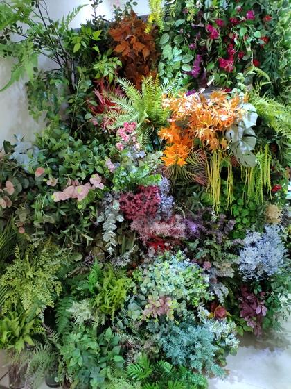 9120 JunWei Artificial Flowers Showroom 001