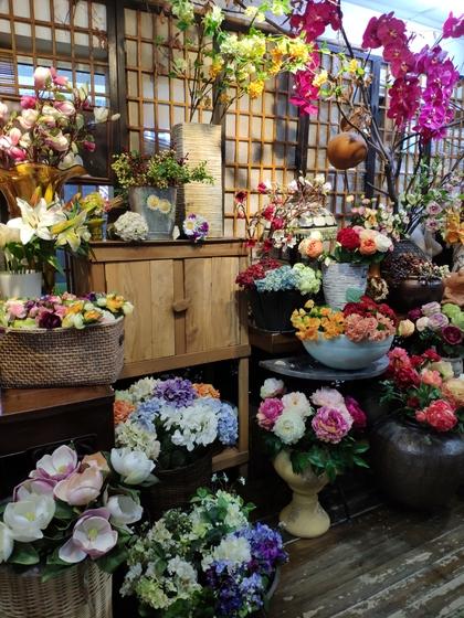 9121 LouJia Flowers Showroom 001