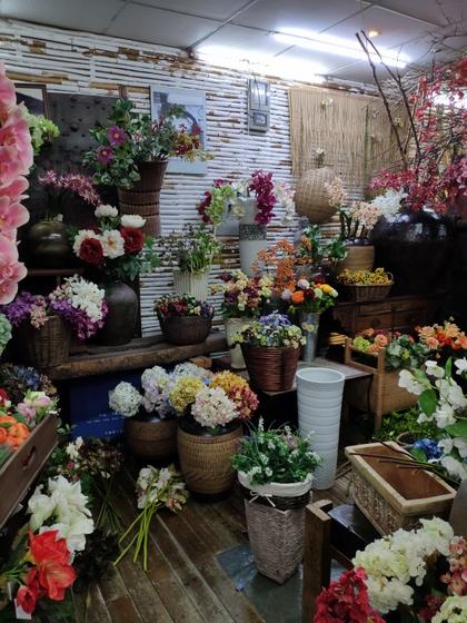9121 LouJia Flowers Showroom 008