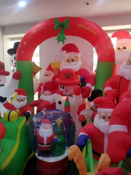 9123 ZQ Santa Clause wholesale supplier & factory showroom 004