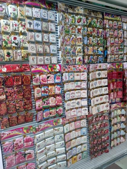 9143 BaoSheng Flower Parts Showroom 001