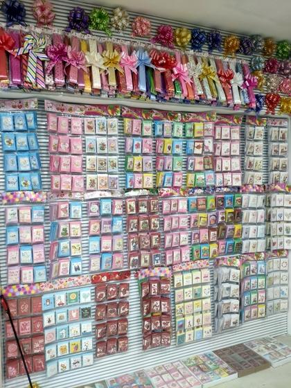 9143 BaoSheng Flower Parts Showroom 004